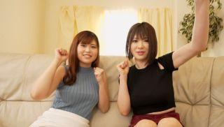 [CEMD-064] - Hot JAV - Lesbian Sexual Carnivores Ayaka Mochizuki and Honoka Tsuji\'i Make Passionate Love To One Another With Their Long Tongues!